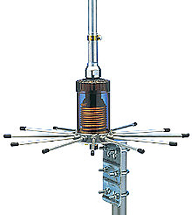 SIRIO-2008 8-PRZECIWWAG 610CM Antena bazowa