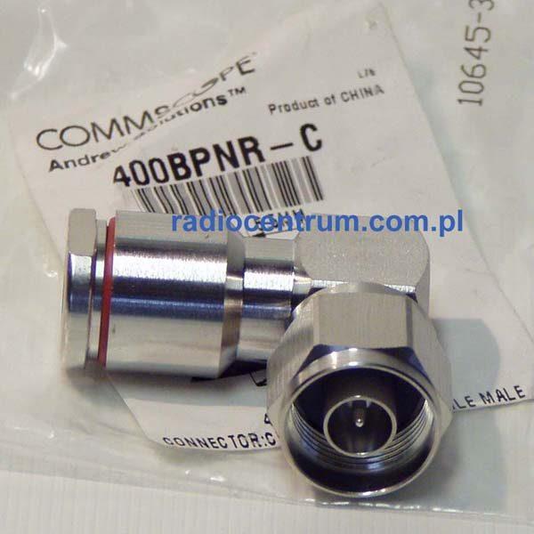 400BPNR-C Andrew Wtyk N kątowy na kabel CNT-400