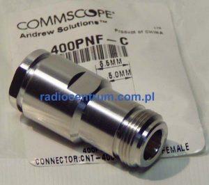 Andrew 400PNF C Gniazdo N na kabel CNT 400