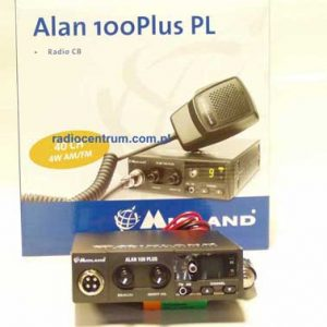 Alan 100 PLUS Radiotelefon CB
