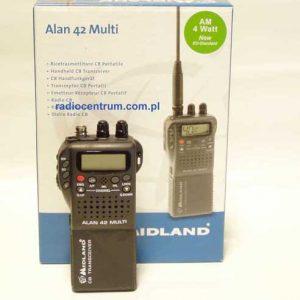 Alan 42 Radiotelefon ręczny CB