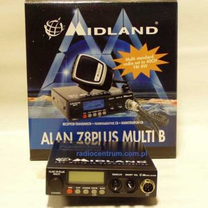 Alan 78 Plus Multii Radiotelefon CB