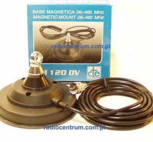 ALAN BM 120-DV Uchwyt magnetyczny