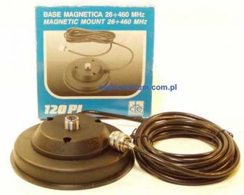 BM 120-PL Alan Uchwyt magnetyczny anteny