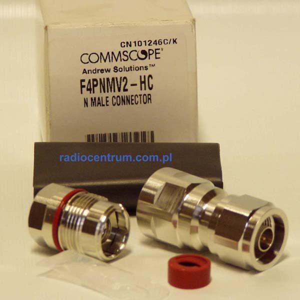 Andrew F4PNM-HC Wtyk N na kabel FSJ-4
