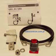 Fimo UEK-1 Uziemiacz kabla antenowego