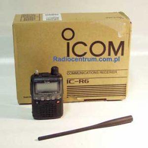 Icom IC-6 Skaner ręczny