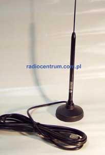 CB-50 MAG Sirio Antena CB magnetyczna