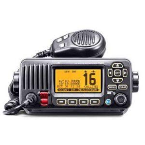 Icom M-323G Radiotelefon na pasmo morskie z GPS