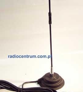 877 Prezenter Antena magnetyczna CB