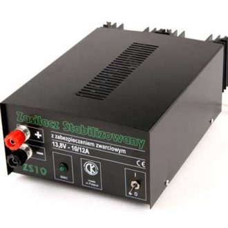 ZS-10 Zasilacz sieciowy 13,6 V Elektromech