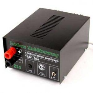 ZS-5 Zasilacz sieciowy 13 6V radiotelefonu
