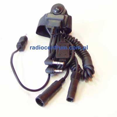 Albrecht BHS-300 Kabel do Motocykla