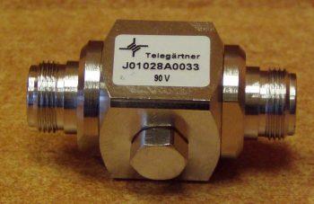 Odgromnik gazowy Teleagrtner N gniazdo N gniazdo 90V