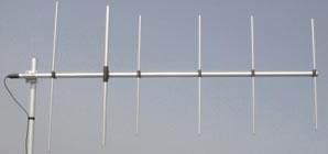 Sirio WY-155-6-N antena kierunkowa