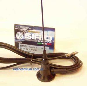 Sirio SKB 108-960 magnetyczna samochodowa VHF