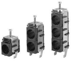 Fimo RFB 2x11uchwyt na kabel koncentryczny