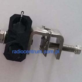 Fimo MCC 2x1/2 17 uchwyt na kabel LDF4