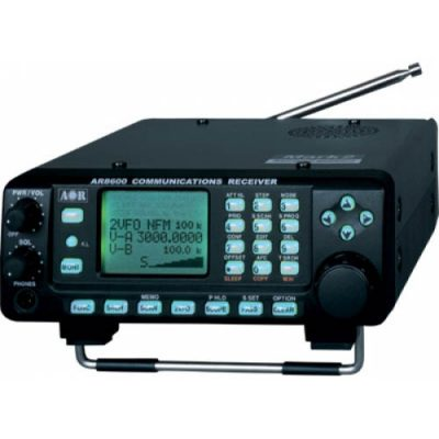 AR-8600 Mk2 Skaner szerokopasmowy